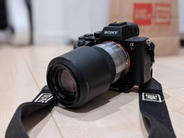 E 55-210mm F4.5-6.3 OSSをフルサイズ機(SONY α7RII)で使った記録